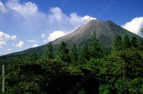 Staande foto Vulkaan arenal 0003