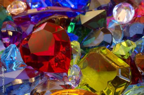 pile of gems - 1998437