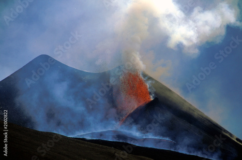 Staande foto Vulkaan etna 0026