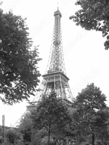 Papiers peints Paris tour effeil