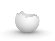 Eggshell Empty Standalone