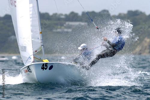 420 sailing buy this stock photo and explore similar images at