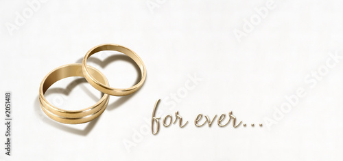 Photo  ring for ever