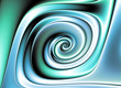 Leinwandbild Motiv fractal_09g