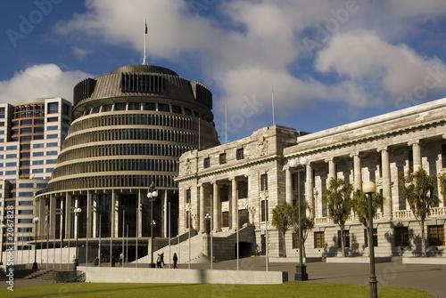 parliament buildings, wellington