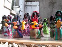 0022 Poupées Africaines
