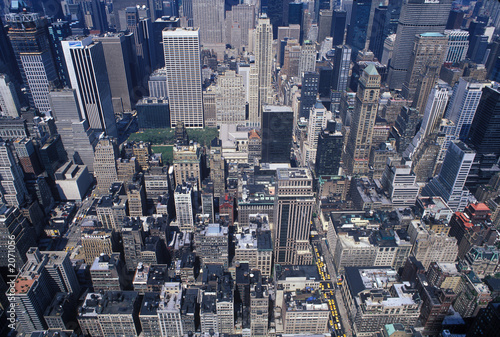 Fototapeta new york city usa