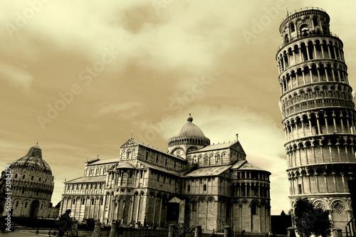 Fotografie, Obraz piazza dei miracoli