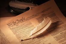 Us Constitution Medium