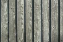 Weathered Fence Panel