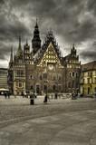 wroclaw- rynek