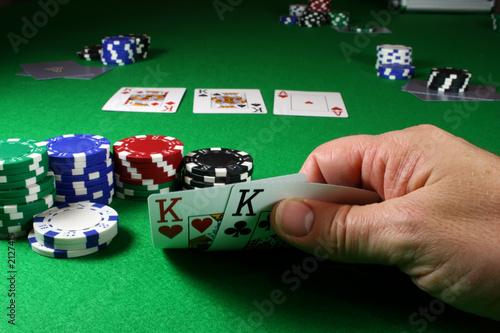Foto  Das Spiel - Pocket Könige tief dof