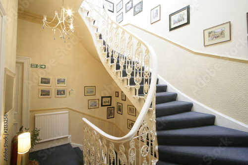 Foto op Canvas Trappen stairs