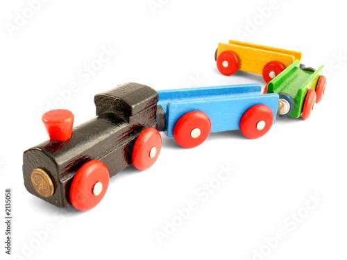 Fotografie, Obraz  toy train