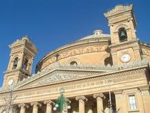 Mosta Rotunda, Mosta, Malta