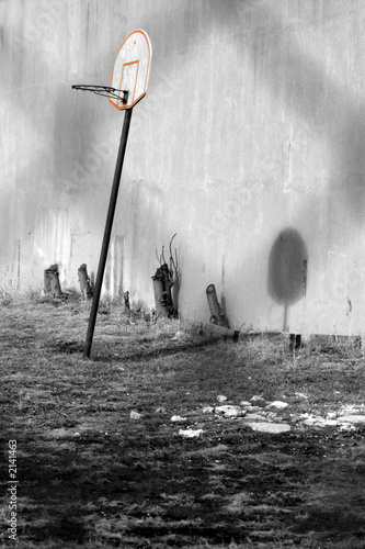 Fotografija  hoop dreams