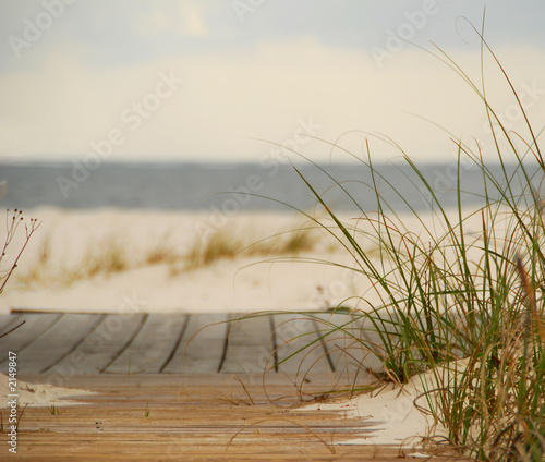 Fotografia beach boardwalk