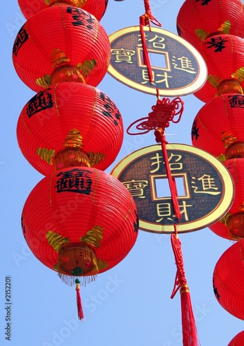Valokuva  getting ready for chinese new year