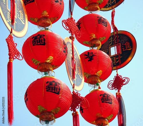 Valokuva  chinese new year decorations