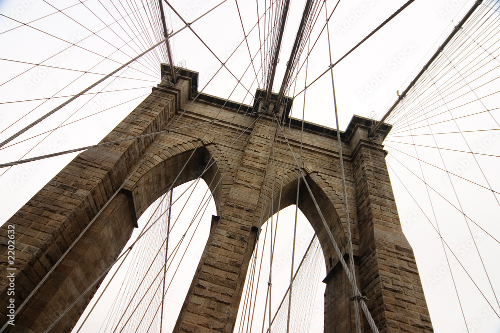 Fototapeta brooklyn bridge 4