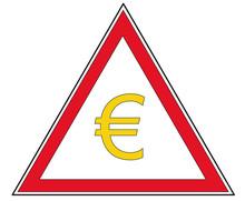 Panneau Euro