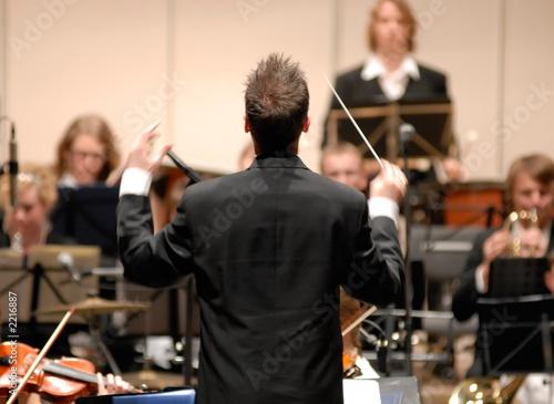 Fotografiet  dirigent