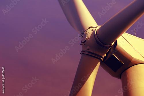 Papiers peints Grenat hélices et moteur éolienne