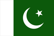Pakistan Fahne Flag