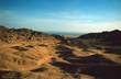paysage désertique (jordanie)