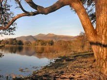 Derwentwater And Skiddaw