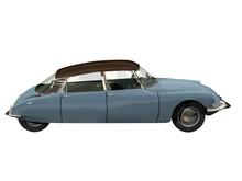Automobile Années 50-60