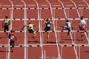 Fototapeta hurdles 001