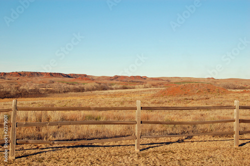 oklahoma prairie Fototapet
