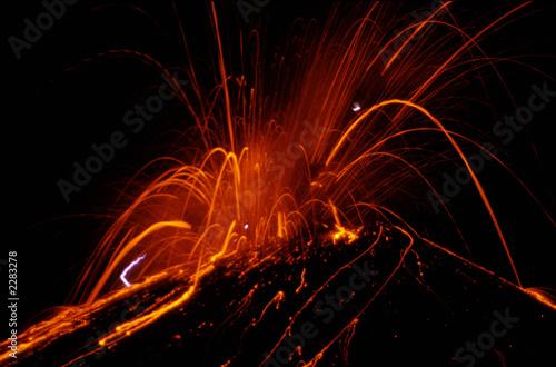 Staande foto Vulkaan arenal 0446