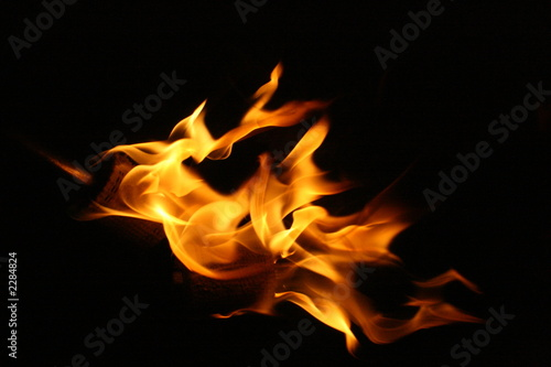 Photo flammes 2