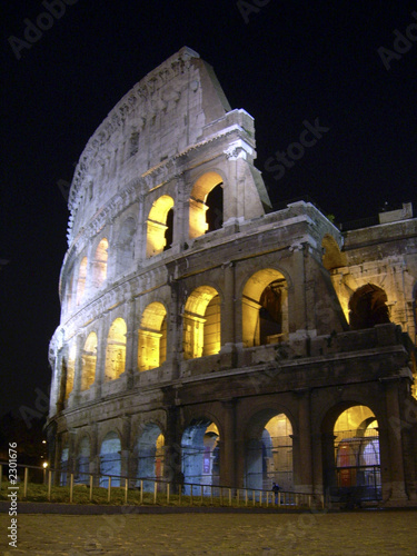 Canvas Print coloseum 1