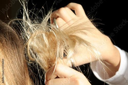 Foto coupe de cheveux