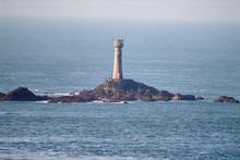Longships Lighthouse Off Lands...