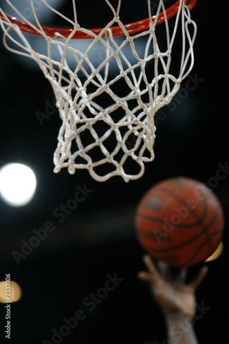 Fotografía ballon basket ball