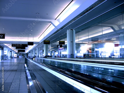Poster Aeroport clear airport