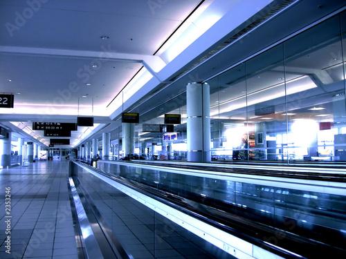 Foto op Aluminium Luchthaven clear airport