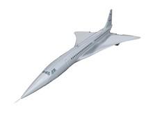 Avion Supersonique Plane