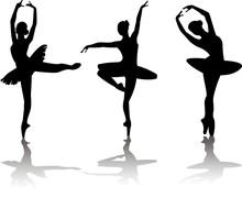 Graceful Ballerinas
