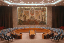 United Nations Main Room, New York City