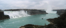 Niagara Falls - The Both Falls...