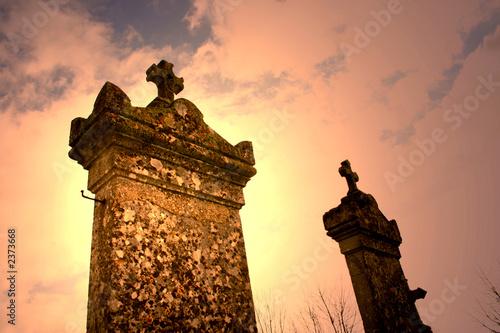 tombes Fotobehang