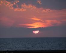 Sunset At Cape Hatteras National Seashore