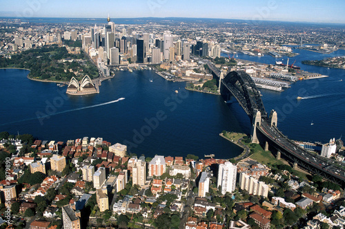 Foto op Canvas Sydney sydney harbour 002