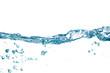 Leinwanddruck Bild water drops #9