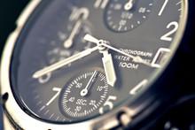 Montre Chronographe De Luxe En...